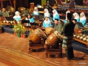 Gamelannya Malaysia