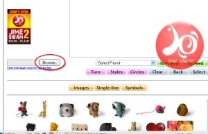 Klik Browse untuk mengupload photo kamu, setelah memilih photo tunggu hingga selesai