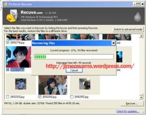 cara mengembalikan file terhapus - cara mengembalikan photo foto yang